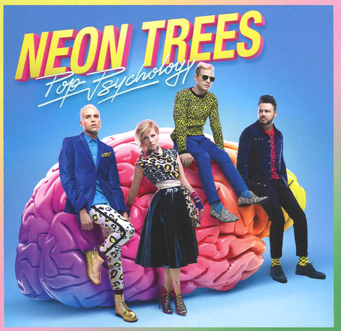Neon Trees Neon Trees. Pop Psychology draw trees