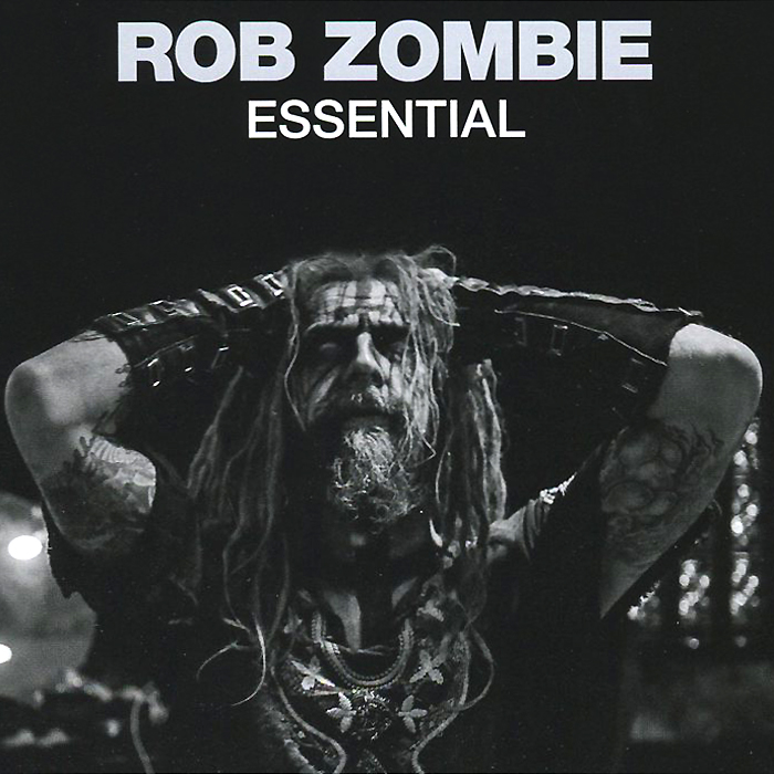 Роб Зомби Rob Zombie. Essential роб зомби rob zombie the sinister urge lp