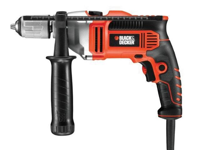 Дрель Black and Decker KR705K black and decker asi200