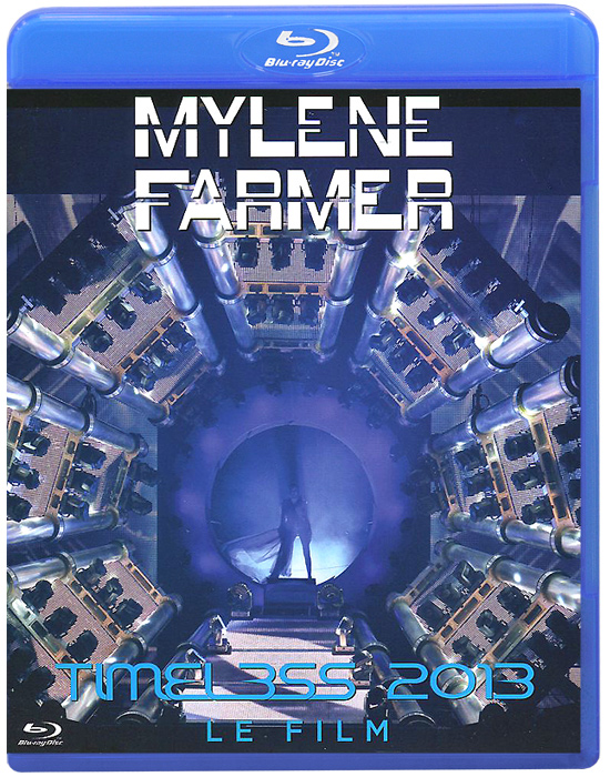 Mylene Farmer: Timeless 2013 (Blu-ray) mylene farmer music videos ii