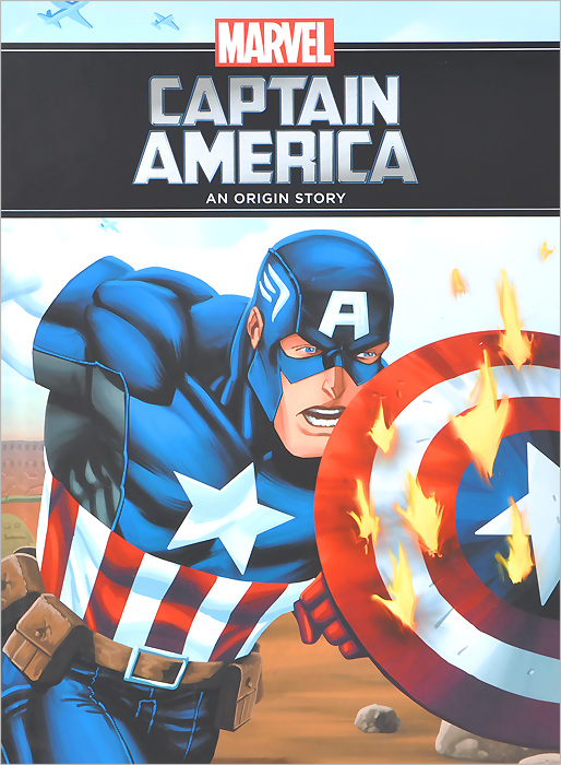 Captain America: An Origin Story