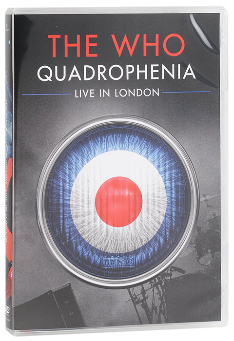 The Who: Quadrophenia - Live In London my first gruffalo who lives here lift the flap
