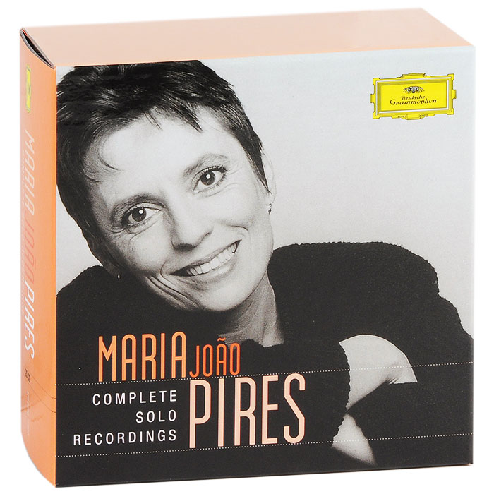 Мария Пирес,Рикардо Кастро,Павел Гомзяков Maria Joao Pires. Complete Solo Recordings (20 CD) 2 in 1 fluted sleeve striped dress