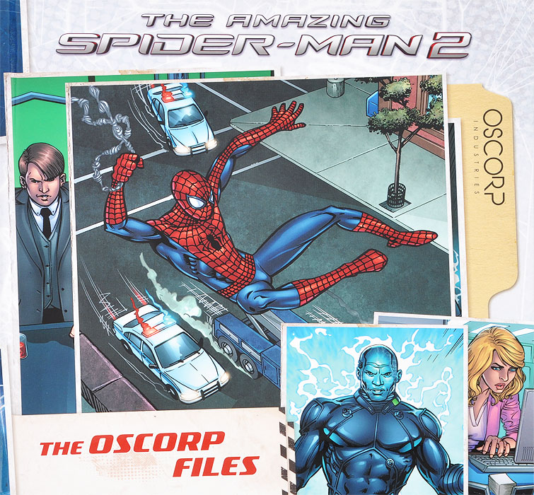 Amazing Spider-Man 2: The Oscorp Files