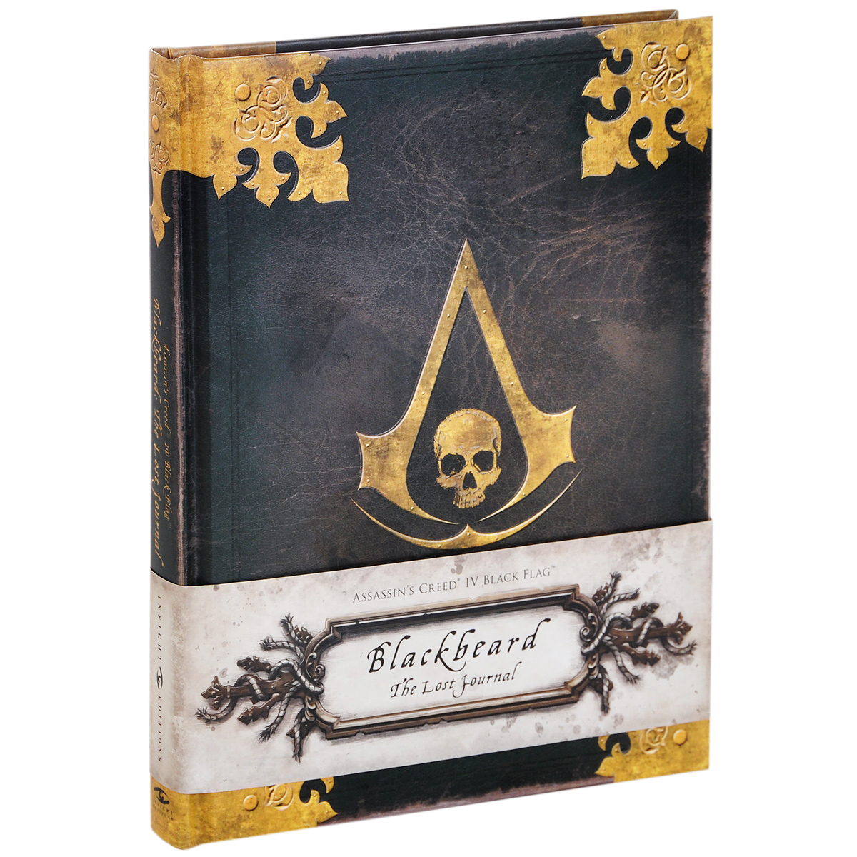 Assassin's Creed IV Black Flag: Blackbeard: The Lost Journal фигурка assassin s creed iv edward kenway master of the seas 45 см