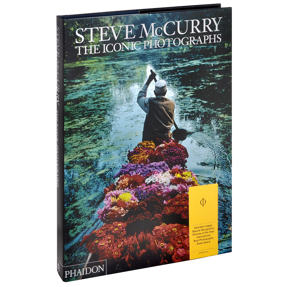 Steve McCurry: The Iconic Photographs tharp t the spectacular now