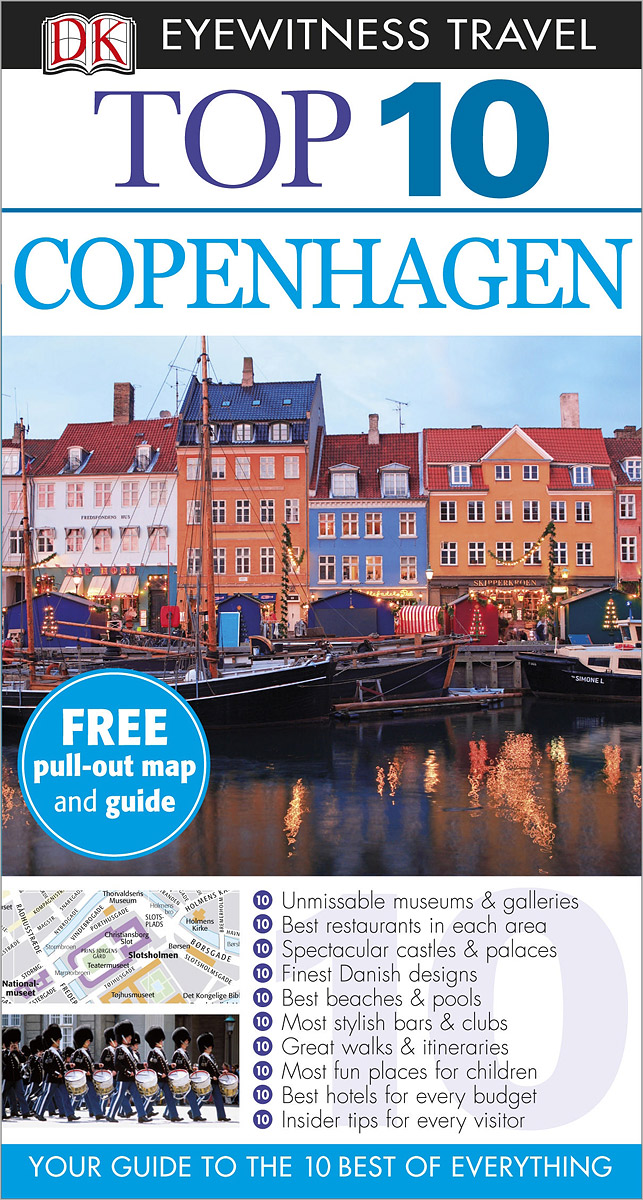 DK Eyewitness Top 10 Travel Guide: Copenhagen florida top 10 garden guide top 10 garden guides