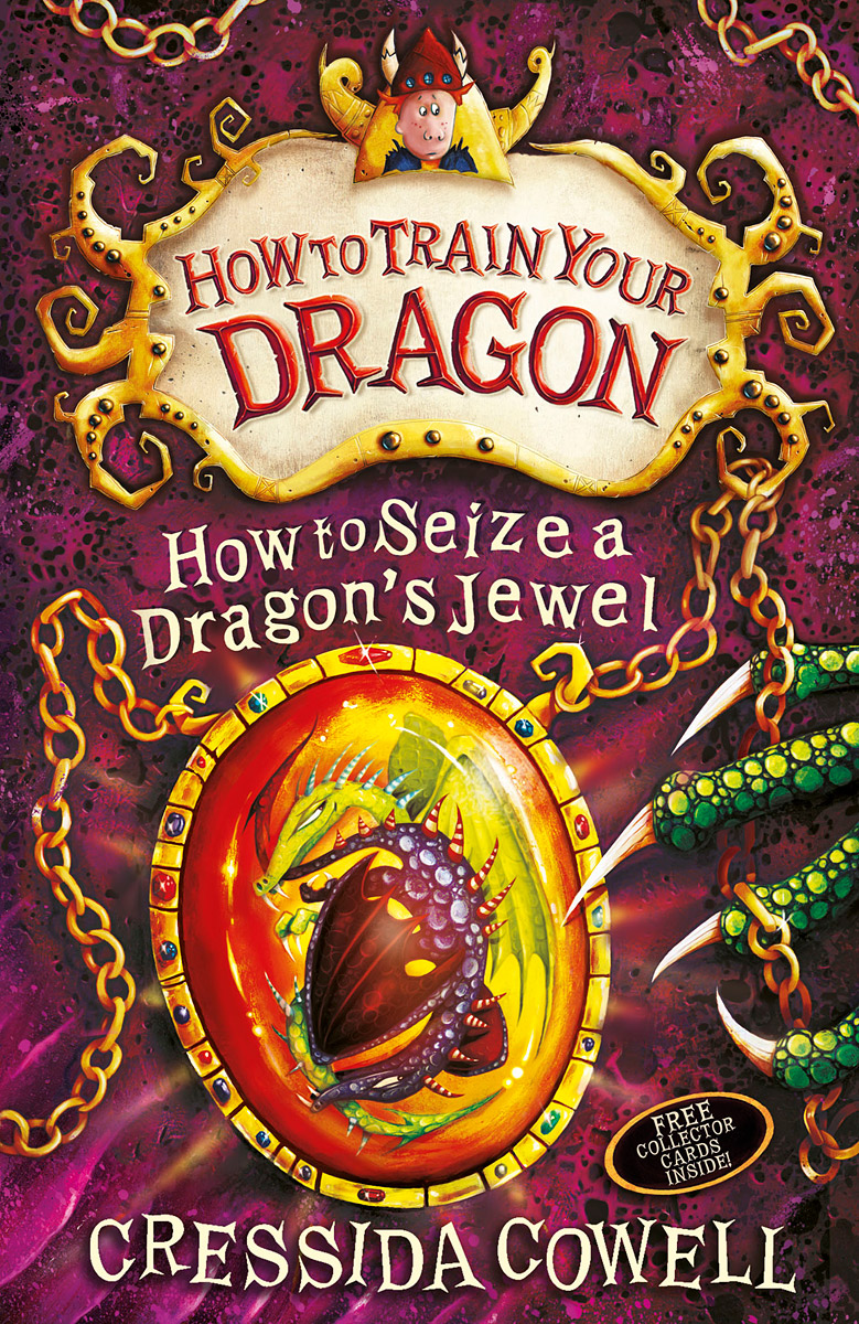 Купить How to Train Your Dragon: How to Seize a Dragon's Jewel,