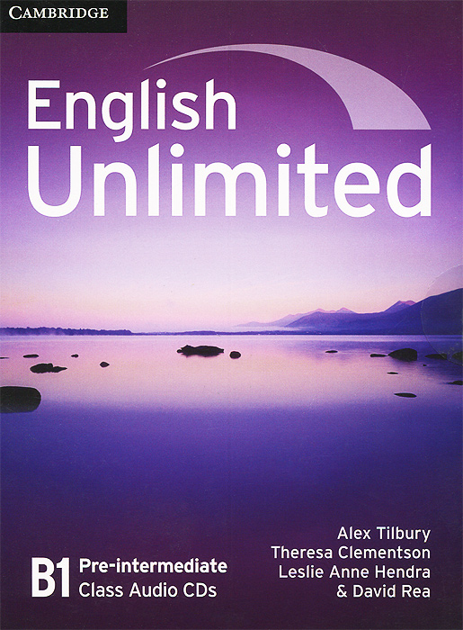 English Unlimited: Pre-intermediate B1 (аудиокурс на 3 CD) mastering english prepositions
