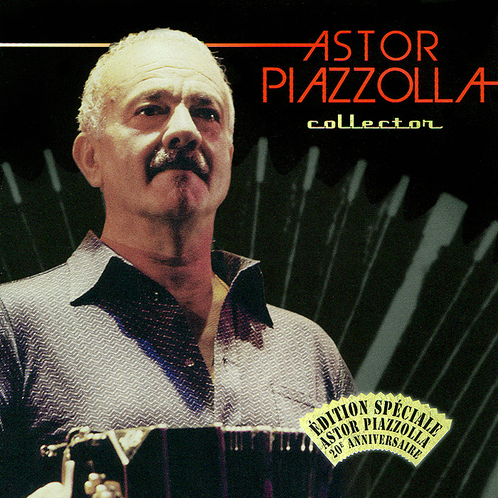 Astor Piazzolla. Collector (2 CD)