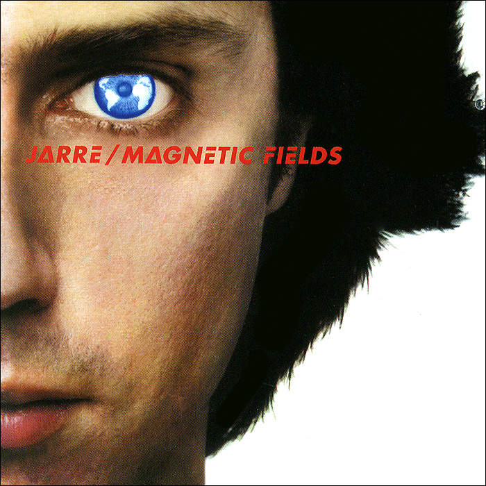Jean Michel Jarre. Magnetic Fields. Les Chants Magnetiques