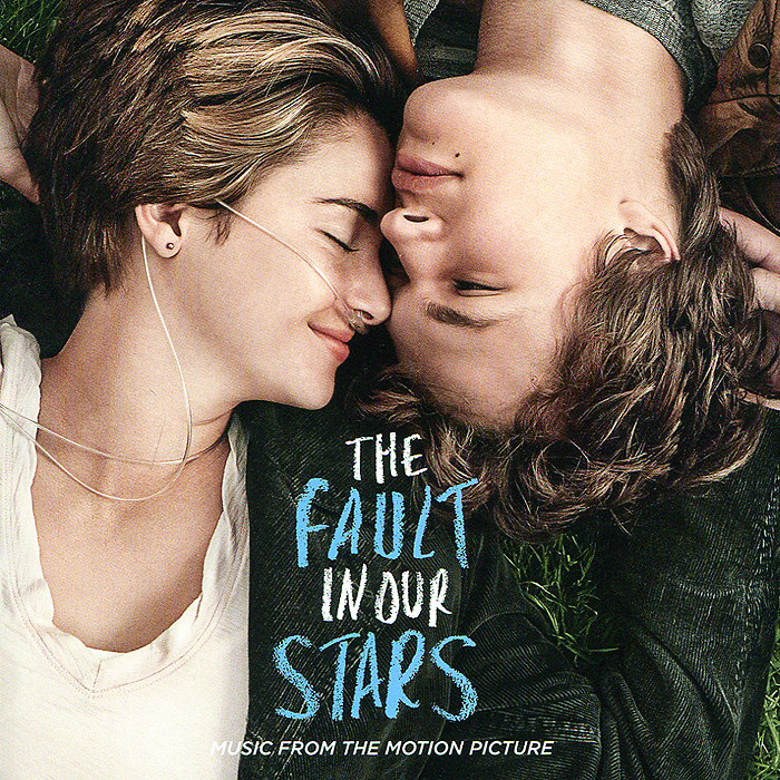 The Fault In Our Stars. Music From The Motion Picture resident evil retribution music from the motion picture