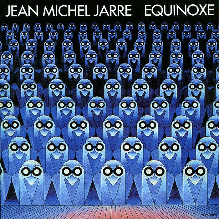 Жан-Мишель Жарр Jean Michel Jarre. Equinoxe cd jean michel jarre cities in concert houston lyon