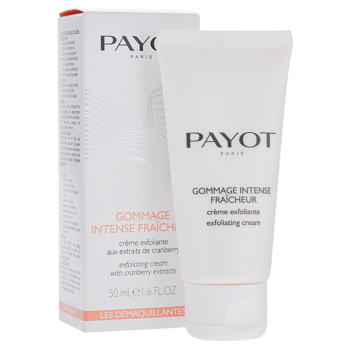 Payot Скраб для лица, очищающий, 50 мл65074179Скраб глубоко очищает и увлажняет кожу. Удаляет загрязнения и выравнивает текстуру кожи; возвращает чистоту и баланс коже.Нанесите скраб на влажную кожу; нежно помассируйте кожу лица, избегая области глаз, около 2 минут; смойте скраб водой и используйте тоник. Ваша кожа готова к нанесению маски и/или крема.