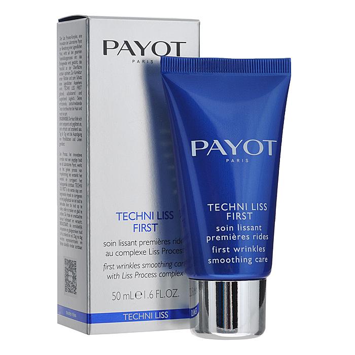Payot Крем для лица, для коррекции первых морщин, 50 мл65079770Крем для любого типа кожи разглаживает первые морщины, возвращает коже тонус; увлажняет и смягчает кожу.Наносите крем утром на очищенную кожу лица и шеи.
