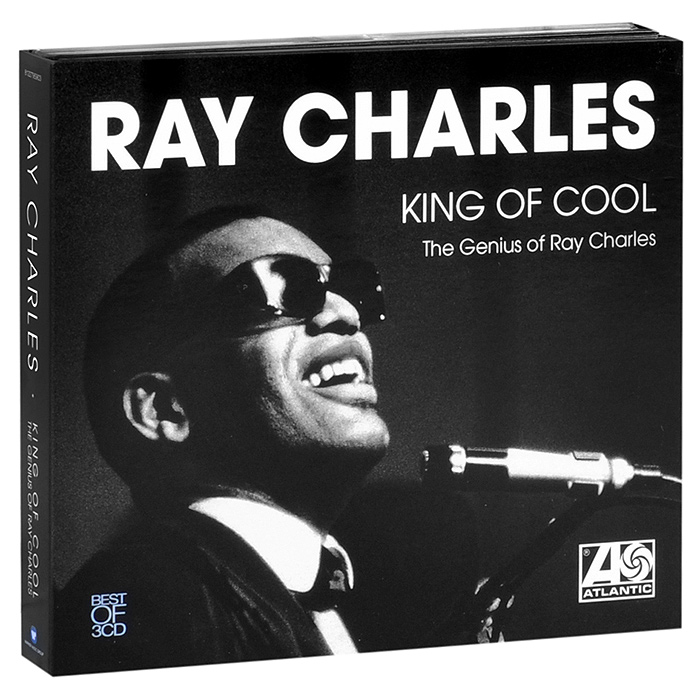 Ray Charles. King Of Cool. The Genius Of Ray Charles (3 CD)
