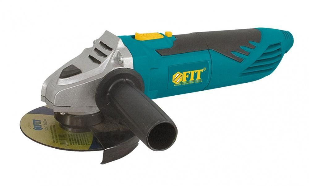 Шлифмашина угловая FIT AG-125/751AG-125/751 (80280)