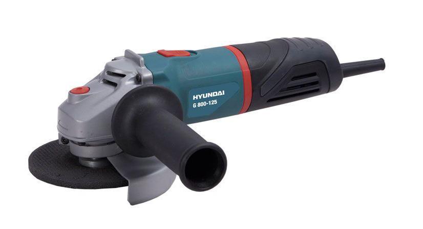 Шлифмашина угловая Hyundai Corporation G 800-125 EXPERTG 800-125