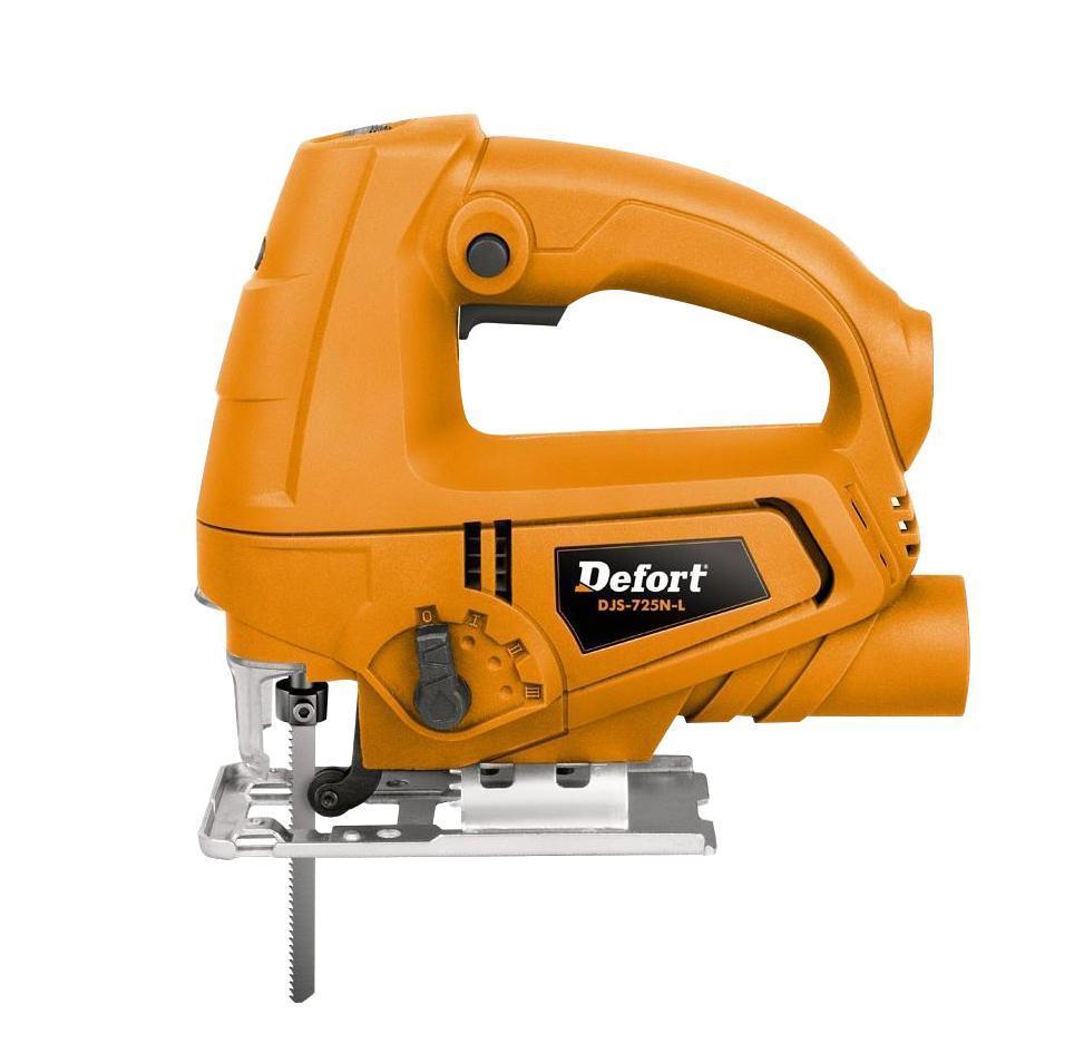 Лобзик электрический Defort DJS-725N-LDJS-725N-L Orange