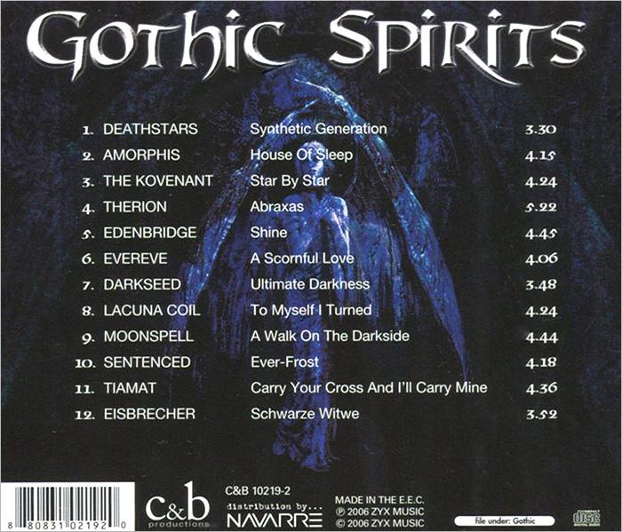 Gothic Spirits Noise (Navarre),Концерн