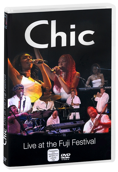 Chic: Live At The Fuji Festival rihanna loud tour live at the o2