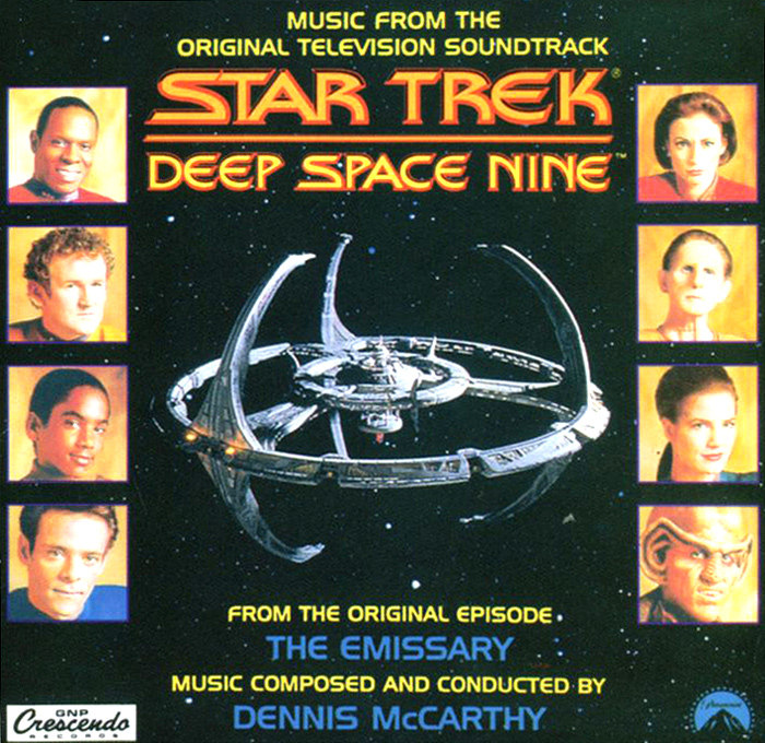 Zakazat.ru Star Trek. Deep Space Nine. Music From The Original Television Soundtrack