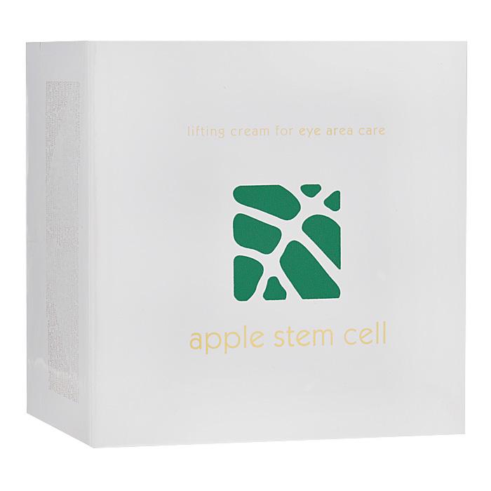Beauty Style Крем для глаз омолаживающий Apple Stem Cell4515403Омолаживающий лифтинговый крем Beauty Style Apple Stem Cell предназначен для области вокруг глаз для замедления процессов старения, а также для профилактики процессов старения. Оказывает лифтинговое действие, обеспечивает глубокое увлажнение кожи, питает и укрепляет ее. Специально разработанная формула позволяет уменьшить глубину морщин и темные круги под глазами.Компонентный состав крема замедляет процессы старения и нейтрализует действие свободных радикалов. Оказывает лифтинговое действие, устраняет видимые признаки увядания кожи, эффективно укрепляет ее, сокращает глубину морщин.Активные компоненты:Фитостволовые клетки яблока (Malus Domestica Fruit Cell Culture) являются активными биостимуляторами клеток кожи. Растительные факторы роста, содержащиеся в фитостволовых клетках, активизируют деление клеток эпидермиса, что способствует более интенсивному обновлению, стимулируют синтез коллагена, эластина и гликозаминогликанов. Таким образом, растительные стволовые клетки предохраняют кожу от истончения, обезвоживания и образования морщин. Коже возвращается способность регенерации и обновления, восстанавливаются разрушенные в процессе старения структуры кожи, что существенно улучшает ее состояние и внешний вид.Экстракт дрожжей содержит витамины группы В, витамин D, аминокислоты и минералы. Активизирует синтез гиалуроновой кислоты, помогает сохранить влагу в коже, вследствие чего кожа становится более упругой и гладкой. Питает кожу, оказывает очищающее и регенерирующее действие, усиливает естественную защиту кожи. Гидролизованные молочные протеины превосходно смягчают и успокаивают даже самую чувствительную кожу. Молочные протеины стимулируют синтез коллагена, позволяя коже надолго сохранить молодость и свежесть, делают ее бархатистой, заметно улучшают цвет лица. Повышают упругость, тонус и сопротивляемость кожи.Масло сладкого миндаля содержит глицериды олеиновой и линоленовой кислоты, витамины. Обладает смя