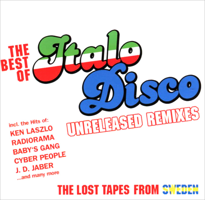 The Best Of Italo Disco. Unreleased Remix (2 CD) cd диск running wild best of adrian 1 cd page 9