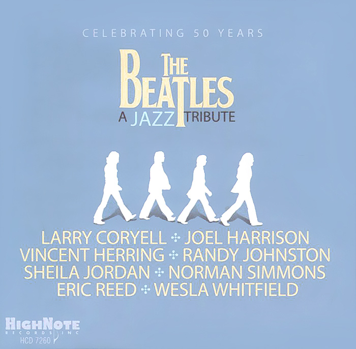 The Beatles A Jazz Tribute. Celebrating 50 Years the beatles tribute party 2018 11 23t23 00