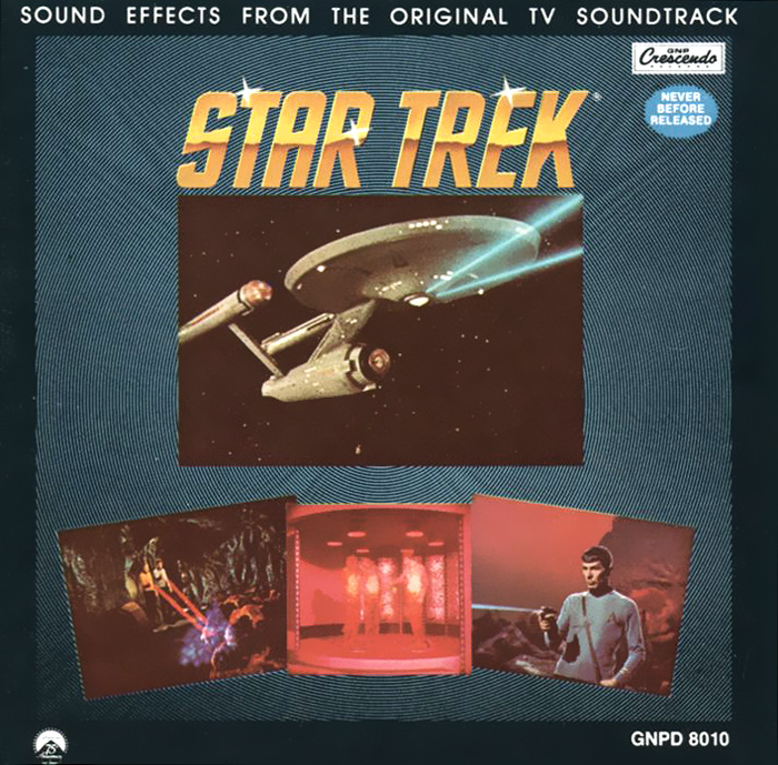 Star Trek. Sound Effects From The Original TV Soundtrack northwest sinfonia рэнди миллер the soong sisters original motion picture soundtrack