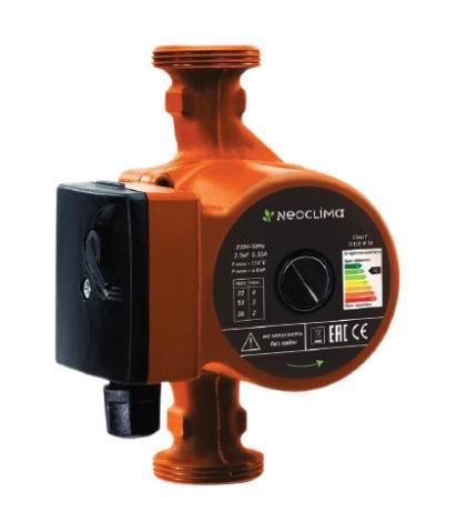 Циркуляционный насос Neoclima TCP 32/8-180 обеспечивает циркуляцию воды в системах отопления и горячего водоснабжения, системах обогрева полов. Имеет небольшие габариты и вес, работает практически бесшумно и потребляет мало электроэнергии.  Циркуляционные насосы Neoclima для систем отопления и кондиционирования имеют мокрый ротор и резьбовое соединение. Корпус насоса изготовлен из чугуна, вал из нержавеющей стали, рабочее колесо из пластмассы, а подшипники из металлографита, соединительные гайки в комплекте. Эти материалы значительно продлевают срок службы оборудования и позволяют ему эффективно работать даже при высоких нагрузках.