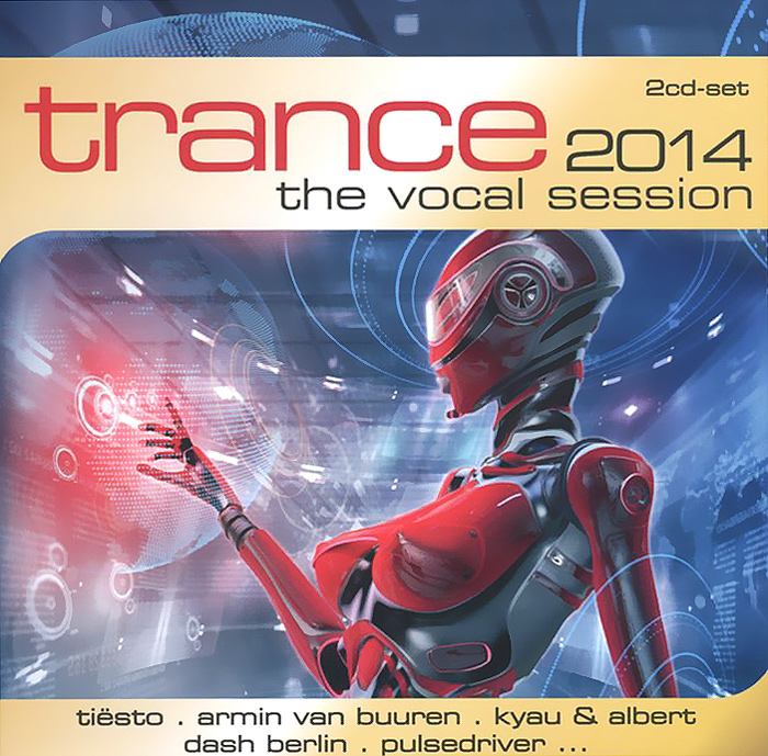 Trance. The Vocal Session 2014 (2 CD)