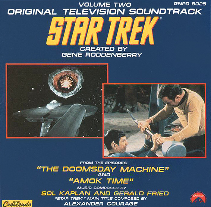 Star Trek. Volume Two