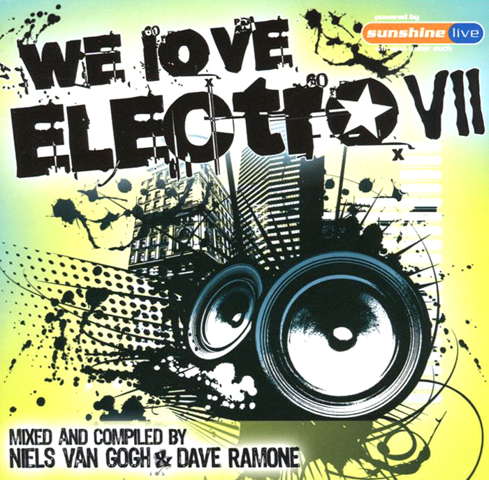 We Love Electro VII (2 CD)