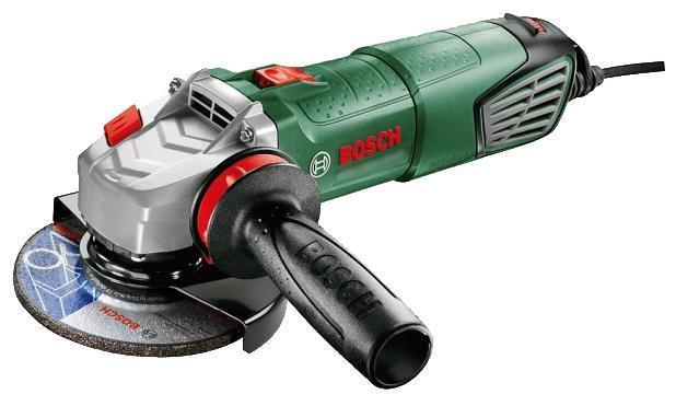 Угловая шлифмашина Bosch PWS 1000-125 CE (06033A2820) ушм болгарка bosch pws 1000 125 ce 0 603 3a2 820