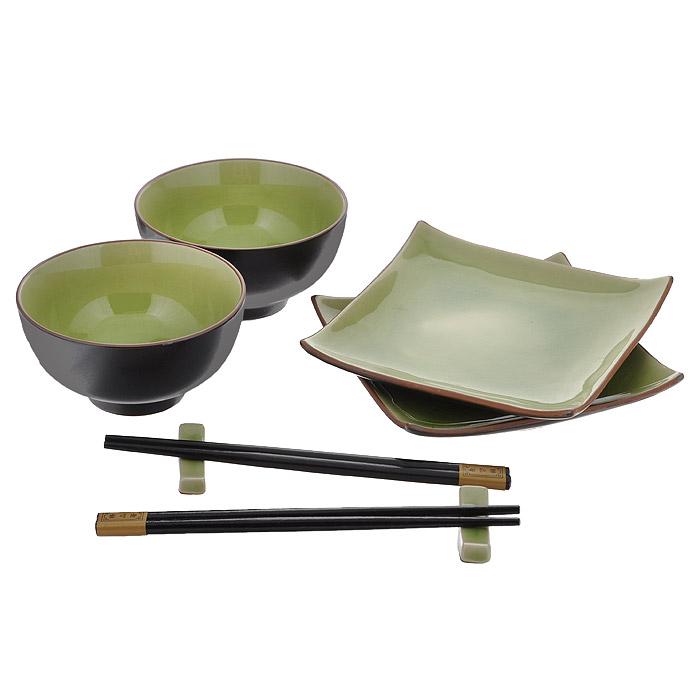 Набор для суши Мята, 8 предметов набор для приготовления роллов ruges суши