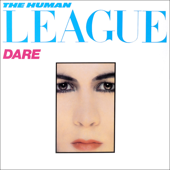"Фото ""The Human League"" The Human League. Dare (LP)"