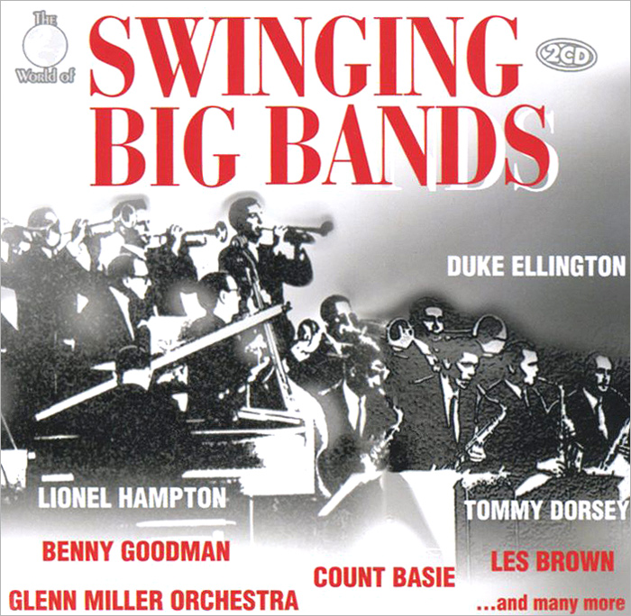 Swinging Big Bands (2 CD)