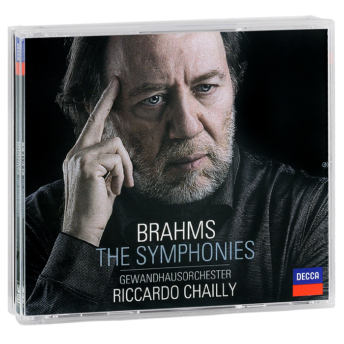 Gewandhausorchester Leipzig,Риккардо Шайи Gewandhausorchester, Riccardo Chailly. Brahms. The Symphonies (3 CD) 6av6 642 0dc01 1ax0 op 177b key panel 90 days warranty