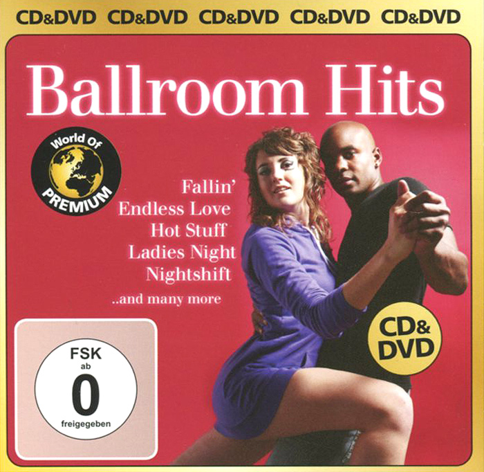 Ballroom Hits (CD + DVD)