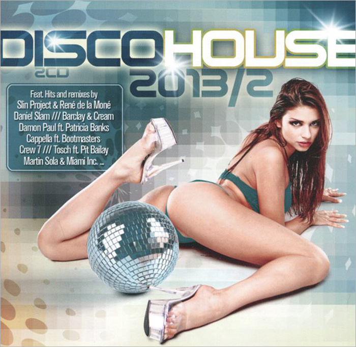 Disco House 2013 / 2 (2 CD)