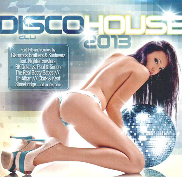 Disco House 2013 (2 CD) 2012 Audio CD