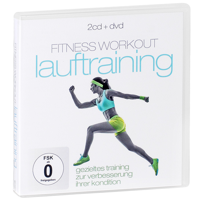 Fitness Workout. Lauftraining (2 CD + DVD)