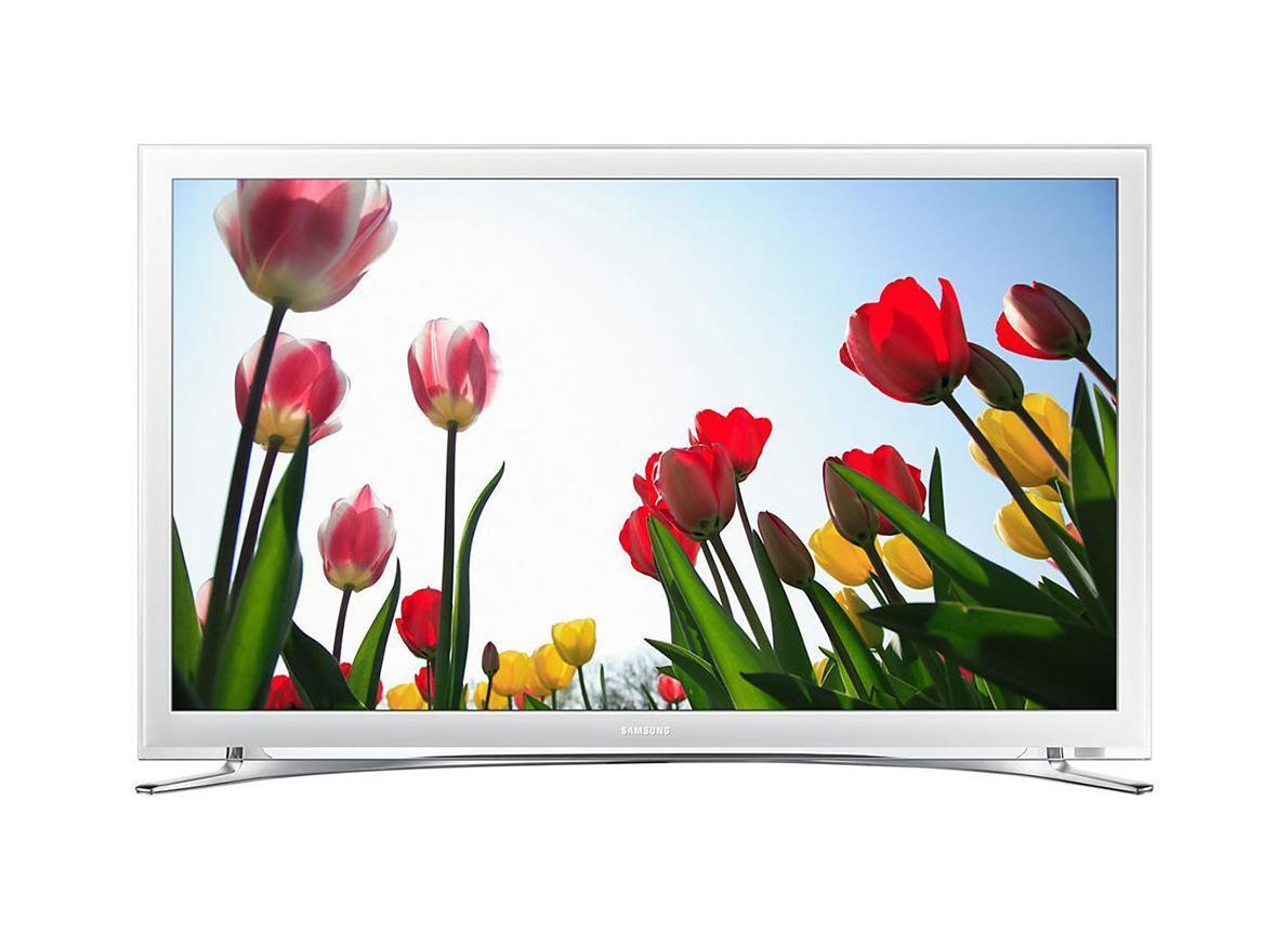 Samsung UE22H5610AK, White телевизор22H5610LCD-телевизоры Samsung считаются эталоном качества изображения, энергосбережения и экологичности. Технология воспроизведения динамичных картинок 100 Hz Motion Plus — разработка компании Samsung для LCD-телевизоров, гарантирующая четкость изображения при просмотре спортивных событий и фильмов. Плазменные панели Samsung работают на базе технологии Clear Image Panel. Поверхность экрана имеет специальное пленочное покрытие, обеспечивающее качественное отображение цветов и четкость изображения. Плазменные телевизоры Samsung автоматически регулируют яркость и контрастность изображения в зависимости от условий в помещении. Компания Samsung обеспечила поддержку технологии All Share для всех современных моделей своих телевизоров. Эта технология позволяет легко подсоединить телевизор к домашнему ПК и локальной сети. Также телевизоры Samsung опционально умеют записывать телевизионные передачи на флеш-накопитель или съемный жесткий диск.Самый современный способ управления вашим Smart-телевизором Революционная система голосового управления и распознавание движений Ваших рук позволит Вам перейти на новый уровень развлечений с Вашим Smart-телевизором Samsung. Теперь, когда Вы хотите отдохнуть и не можете найти пульт ДУ, Вам достаточно произнести Hi TV или махнуть рукой, и Ваш Smart-телевизор Samsung мгновенно выполнит Ваши команды, переключится на другой канал, увеличит или уменьшит громкость звука.Samsung Smart TV - это эволюционное телевидение В быстро меняющемся современном мире довольно сложно всегда соответствовать уровню развития передовых технологий. Функция Smart Evolution решает проблему того, как поддерживать телевизор на современном уровне. Просто установите модуль Evolution Kit в ваш телевизор м получите доступ ко всем новым функциям и сервисам. Смотрите одновременно два любимых канала Теперь ни один из членов вашей семьи не пропустит своего любимого шоу благодаря тому, что телевизор оснащен двумя ТВ тюнерами. Эта замечательна