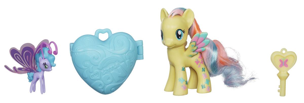 My Little Pony Пони с сердечком Флаттершай и Сиа Бриз заказать пони дружба это чудо пони