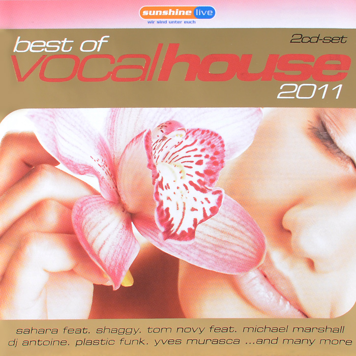 Best Of Vocal House 2011 (2 CD)