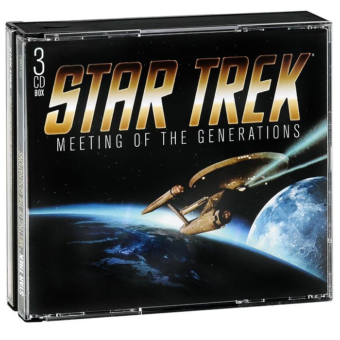 Star Trek. Meeting Of The Generations (3 CD)