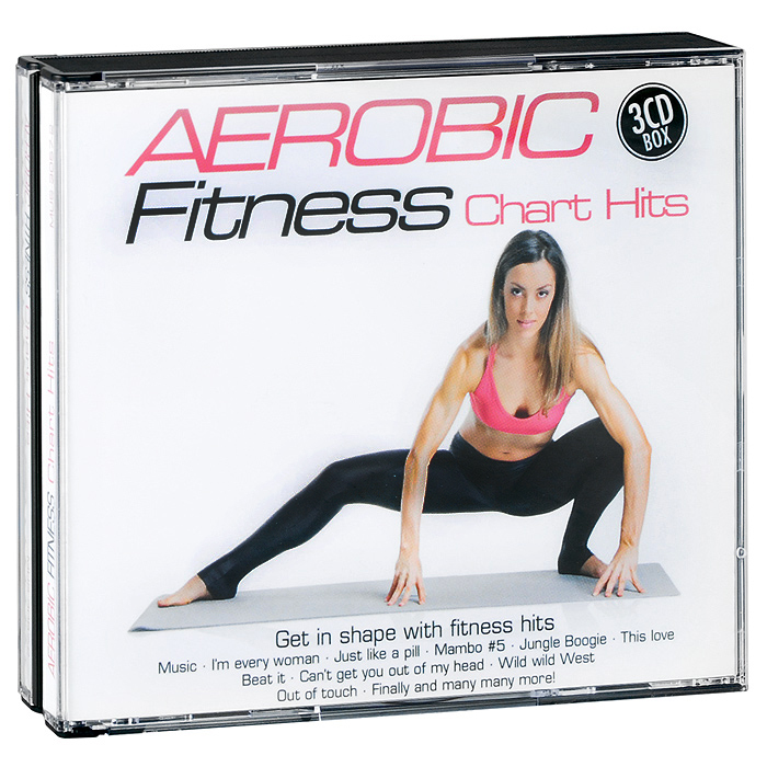 Aerobic Fitness Chart Hits (3 CD)