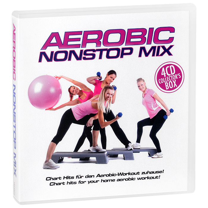 Aerobic. Nonstop Mix (4 CD)