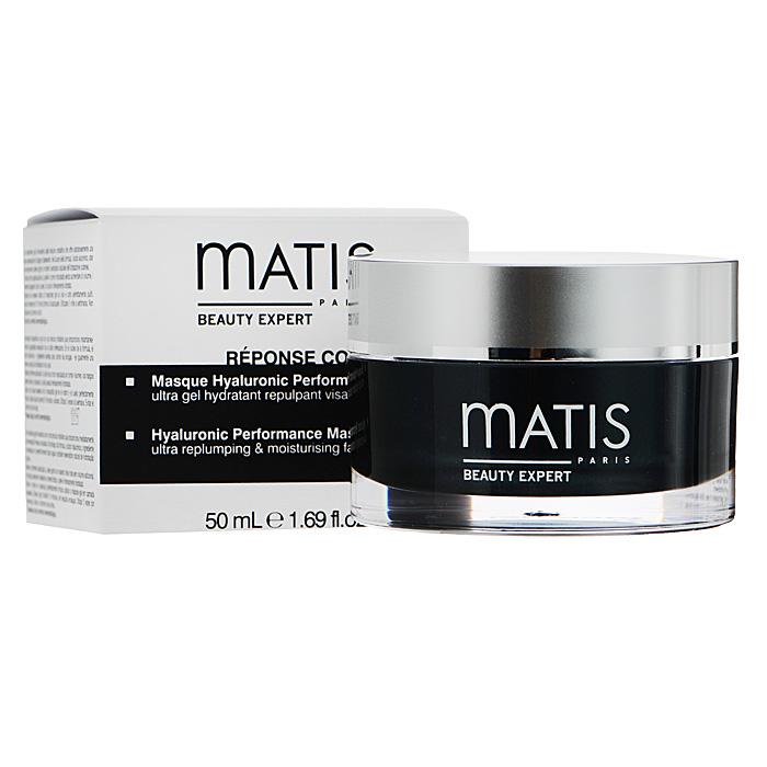 Matis Маска для лица, с гиалуроновой кислотой, 50 мл